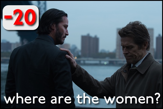 Where Are the Women? John Wick