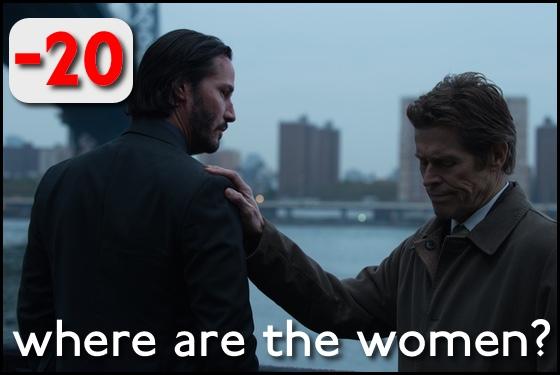 Where Are the Women? John Wick
