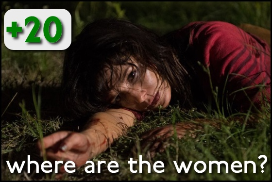 Where Are the Women? The Town That Dreaded Sundown