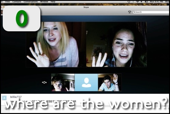 Where Are the Women? Unfriended