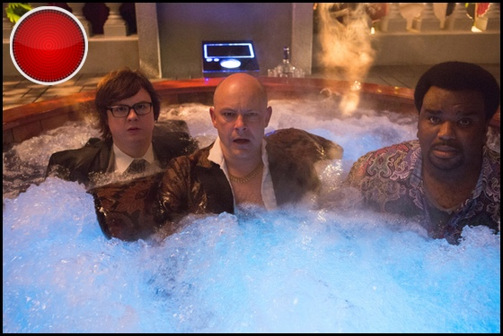 Hot Tub Time Machine 2 red light