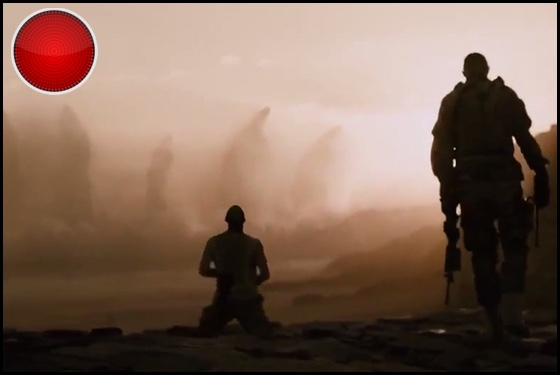 Monsters Dark Continent red light