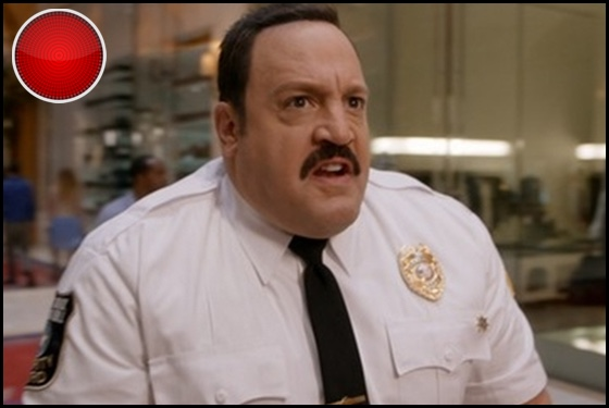 Paul Blart Mall Cop 2 red light