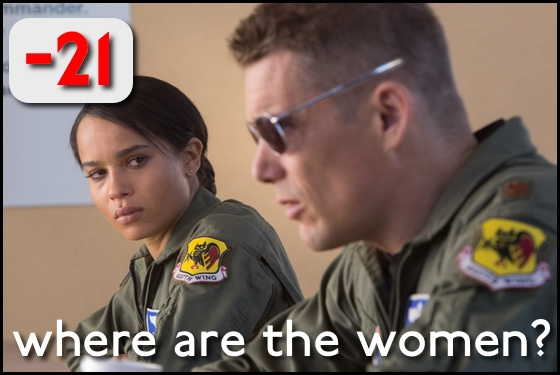 Where Are the Women Good Kill