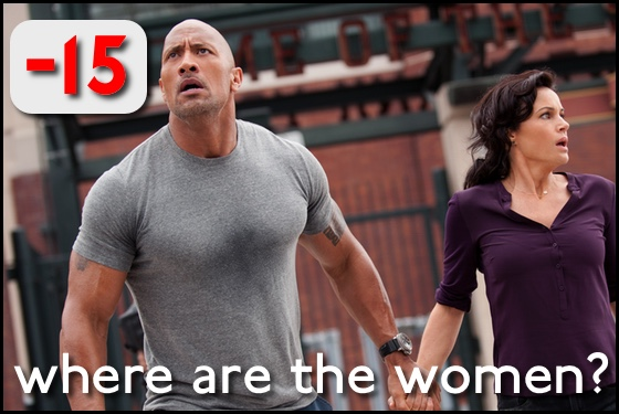 Where Are the Women San Andreas