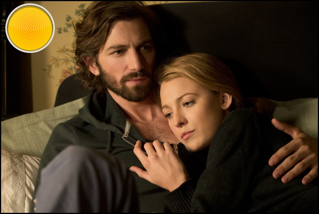 The Age of Adaline yellow light