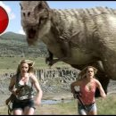 Cowboys vs. Dinosaurs movie review: dino crock