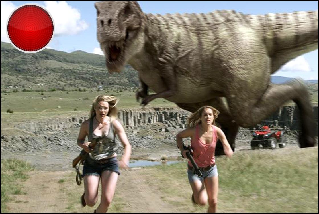 Cowboys vs. Dinosaurs movie review: dino crock