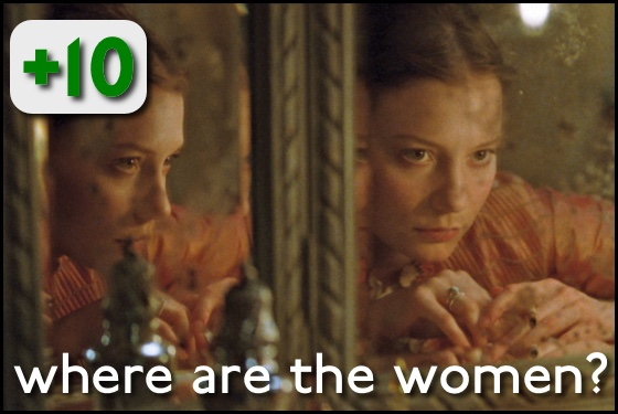Where Are the Women? Madame Bovary