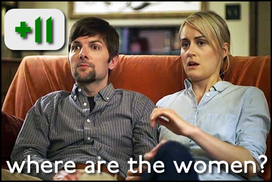 Where Are the Women? The Overnight