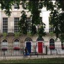 London photos: inside Fitzroy Square