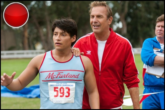 McFarland USA red light