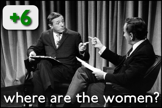 Where Are the Women? Best of Enemies