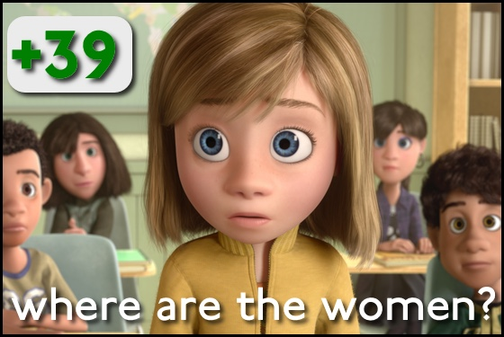 Where Are the Women? Inside Out