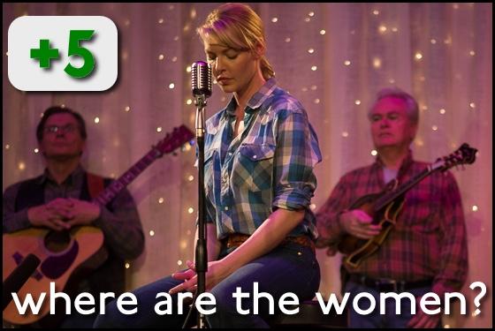 Where Are the Women? Jackie & Ryan (aka Love Me Like You Do)