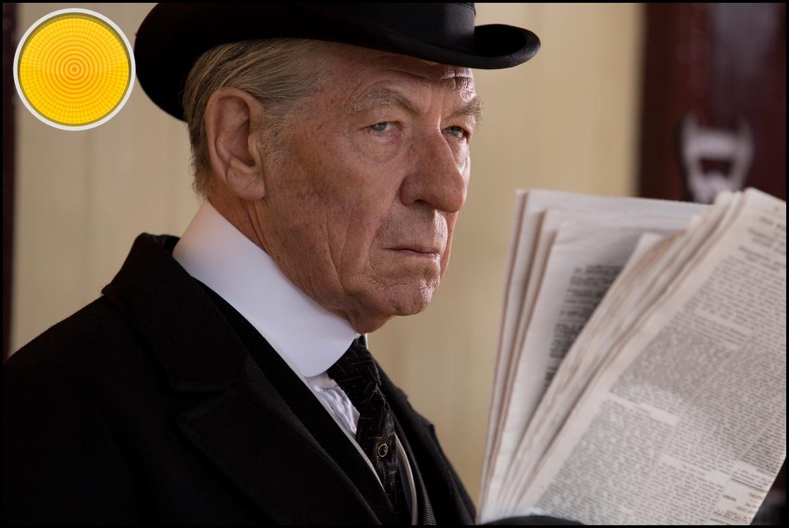 Mr Holmes yellow light