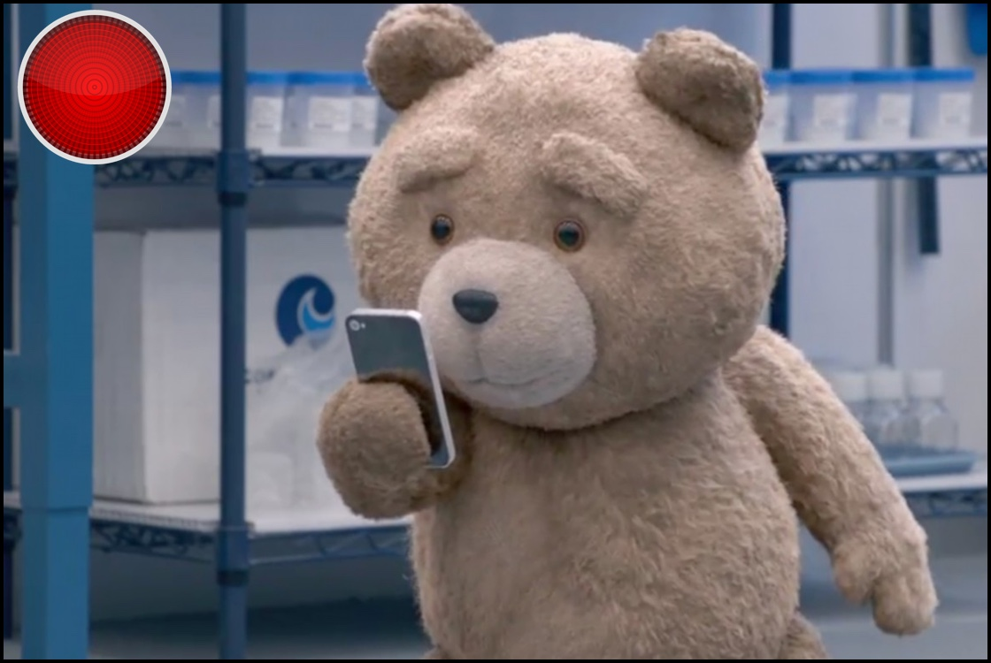 Ted 2 red light