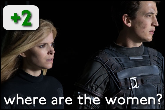 Where Are the Women? Fantastic Four
