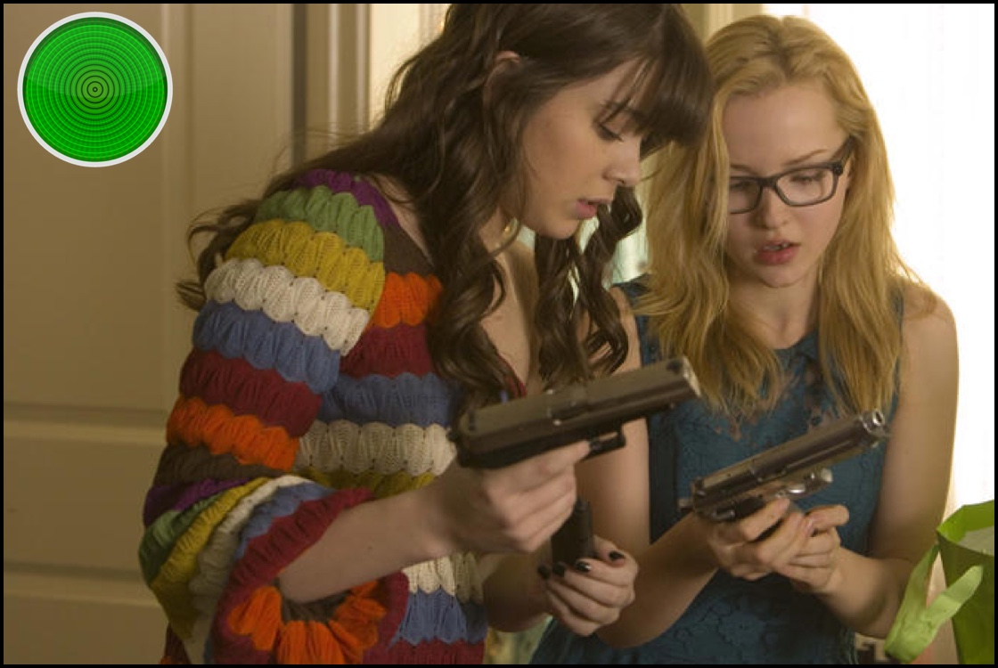 Barely Lethal green light