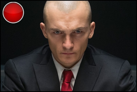 Hitman Agent 47 red light