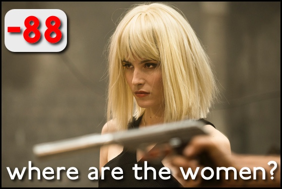 Where Are the Women? The Transporter Refuelled