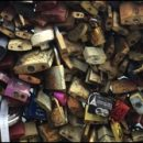 Paris photo: the love locks…