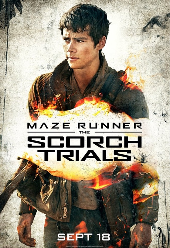 Maze Runner: The Scorch Trials movie review: apocalyptic