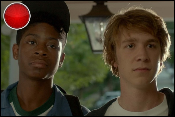 Me and Earl and the Dying Girl red light