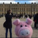 Nigel in Paris: a trip to Versailles