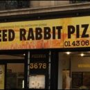 Paris photo: Speed Rabbit Pizza