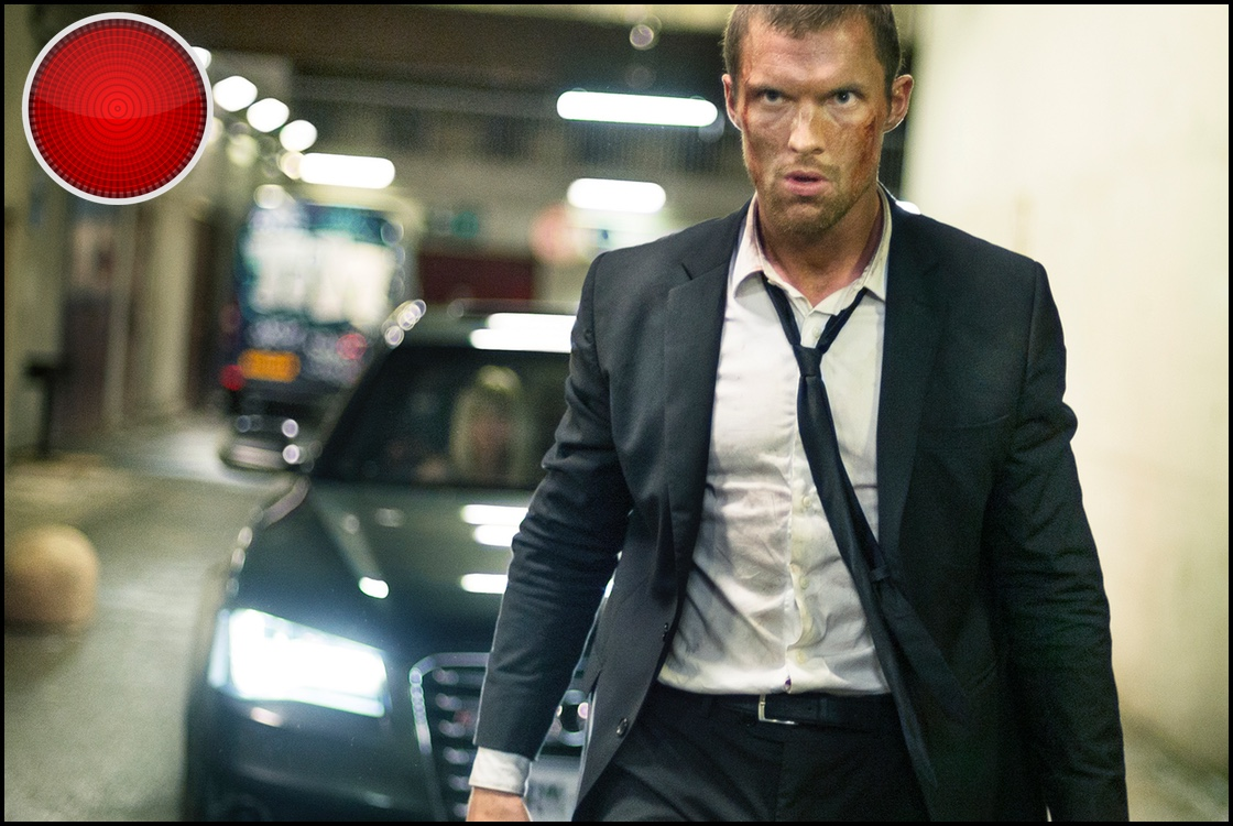 The Transporter Refueled red light