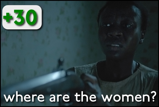 Where Are the Women? The Keeping Room