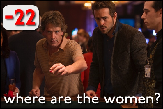 Where Are the Women? Mississippi Grind