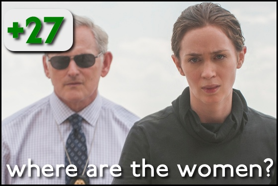 Where Are the Women? Sicario