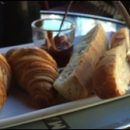 Paris photo: breakfast of French champions