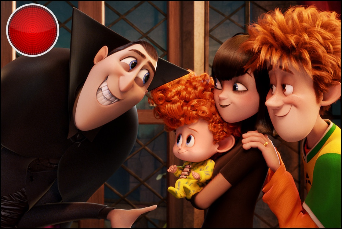 Hotel Transylvania 2 red light