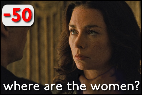 Where Are the Women? Black Mass