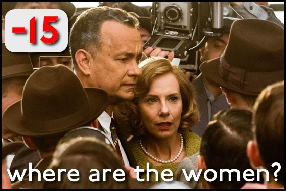 Where Are the Women? Bridge of Spies