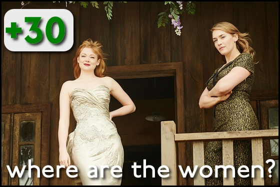 Where Are the Women? The Dressmaker