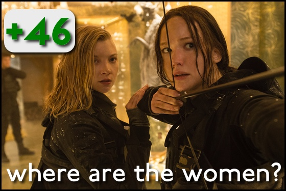 Where Are the Women? The Hunger Games Mockingjay Part 2