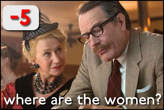 Where Are the Women? Trumbo
