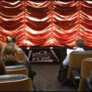 London photo: glam screening room makeover