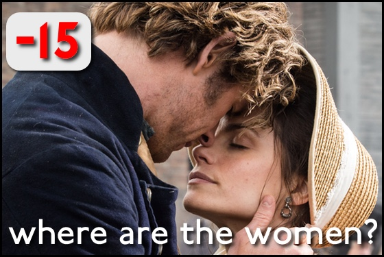 Where Are the Women? In the Heart of the Sea