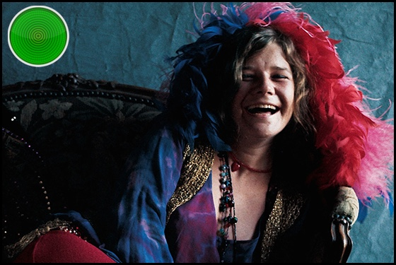 Janis Little Girl Blue green light