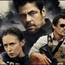 why does the Sicario Region 1 DVD cover art make it look like Benicio Del Toro is the star of the film?