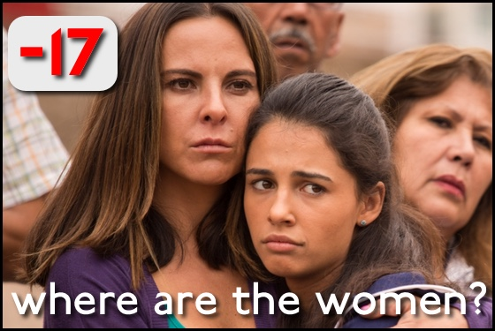 Where Are the Women? The 33