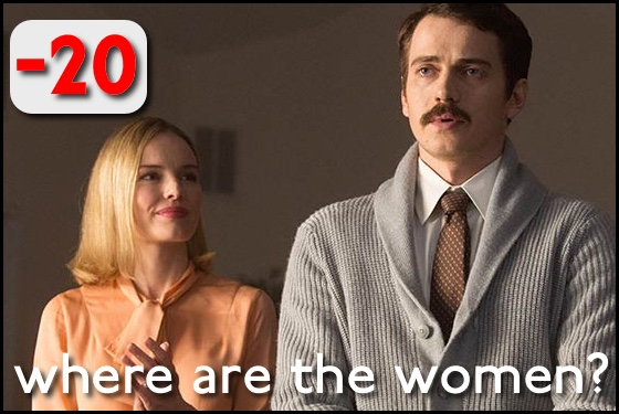 Where Are the Women? 90 Minutes in Heaven