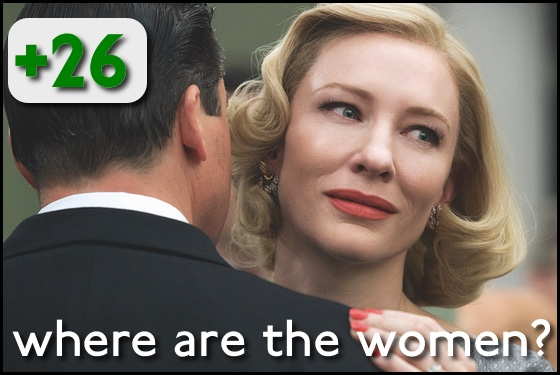 Where Are the Women? Carol