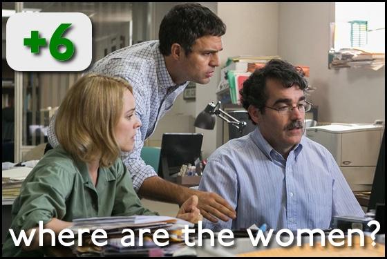 Where Are the Women? Spotlight