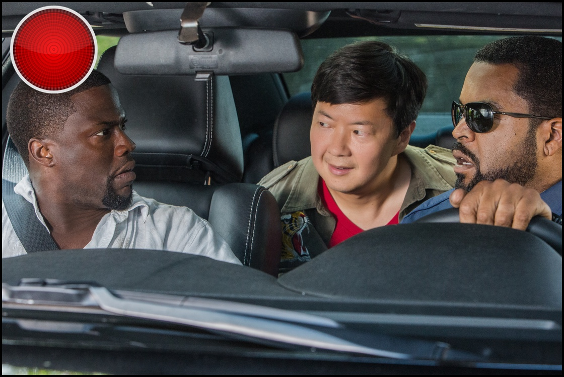Ride Along 2 red light